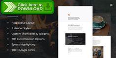 [ThemeForest]Free nulled download Ember - Responsive WordPress Blog Theme from http://zippyfile.download/f.php?id=10346 Tags: blog, blogging, customizable, ecko, flat, magazine, medium, minimal, modern, personal, retina, sidebar, simple