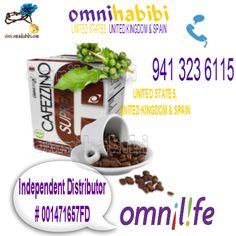 omnihabibi.com Somos Distribuidores Independientes # 001471657FD de OMNILIFEen ESTADOS UNIDOS, EL REINO UNIDO, ESPANA y 15 Paises mas. Para REGISTRARTE EN OMNILIFE, COMPRAR CAFEZZINO SUPREMEop…