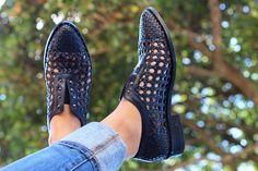 @fredasalvador woven loafers