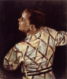 painting Michael Borremans