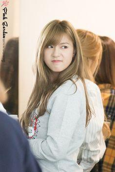 seven springs of apink ♡ Apink Album, South Korean Girls, Korean Girl Groups, Korean Long Hair, Oh Hayoung, Ulzzang, Pink Panda, K Idol, The Most Beautiful Girl