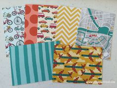 Cards from Let's Get Away Project Life by Stampin' Up! Card Collection