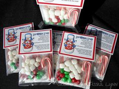 Snowman Soup Hot Cocoa & Goodies Pre-Order by CreationsbyJLynn