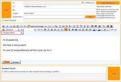 Send Email directly from the software