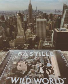 Bastille Wild World