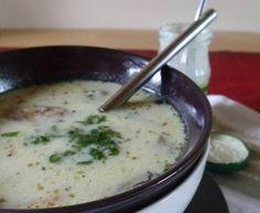 zupa chrzanowa... najlepsza! bez dyskusji!