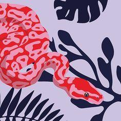 Sarah alice rabbit nature art + illustration in 2019 современное искусство, Art And Illustration, Illustration Inspiration, Painting Inspiration, Art Inspo, Alice Rabbit, Pop Art, Guache, Art Moderne, Pattern Art