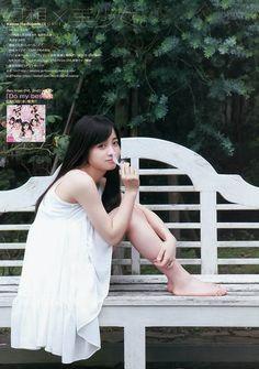 Kanna Hashimoto - Young Animal 2014 No15