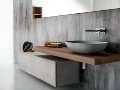 Мебель для умывальника Коллекция Via Veneto by FALPER | дизайн Falper Design