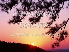 Richard Clayderman - Hungarian sonata. i love this piece. great for a wedding. <3