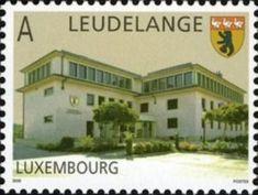 Sello: Leudelange (Luxemburgo) (Tourism) Mi:LU 1777,Sn:LU 1237,Yt:LU 1729,WAD:LU012.08