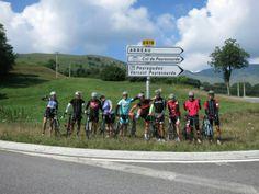 Cycling tours Trans Pyrenees| Cycle & Bike Raid Pyrenees France| Bicycle trip » Cycle Holidays Europe Cycling Tours, Pyrenees, South Of France, Places To See, Bicycle, Europe, Holidays, Cowls, Bike Rides