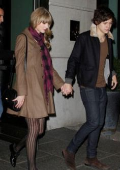 I literally want to cry. Harry should not be with Taylor. It's not because I don't like Taylor, or like Harry or want him for myself or because I don't want him to have a girlfriend. It's not any of that. The reason is because Harry deserves SOOO much better. Taylor is just a heart breaker, and though I love her, she needs some lessons when it comes to dating.