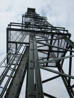 het hoogste punt van nederland, uitkijkpost ,brandtoren.2014