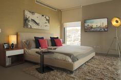 La mayor integración hotelera y de oficinas se encuentra en Magma Towers.