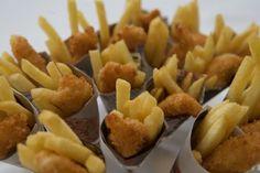 Finger food e mini pratos criativos no seu casamento