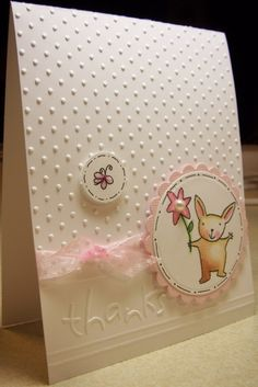 Item #2845 · Cuttlebug Tutorials · Heart Prints