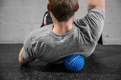 MobilityWOD Supernova ball for quicker recovery