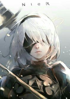 2b is always beautiful