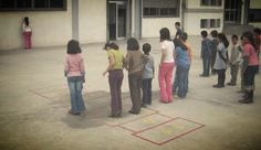 WHAT'S THE TIME MR WOLF? - one of my favourite playground games as a kid.