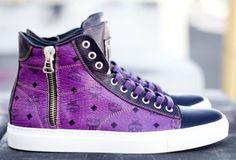 mcm-urban-nomad-iii-09 Fresh Kicks, Luxury Branding, Converse Chuck Taylor, Trainers, High Top Sneakers, Pairs, Urban, Model, Shoes