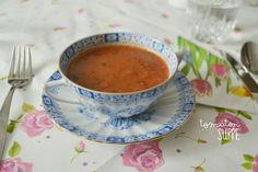 Ebenfalls vegan bei Großmutters Menü: Tomatensuppe