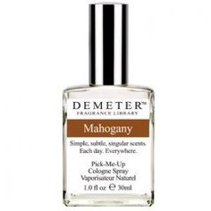 Mahogany von Demeter Fragrance Library / The Library Of Fragrance