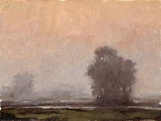 Studio Notes: Painting Fog (and other atmospheric situations) by Terry Miura