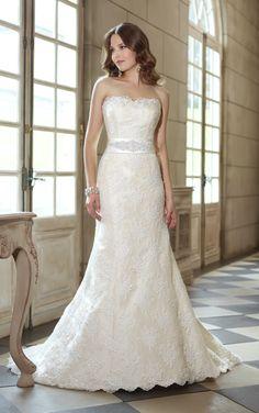 Stella York 5703 - Ellie's Bridal Boutique (Alexandria, VA)