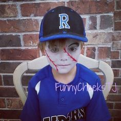 halloween baseball party | Halloween Party Costumes
