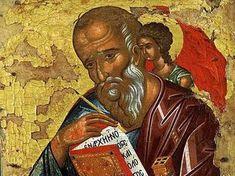 Житие и икона Иоанна Богослова