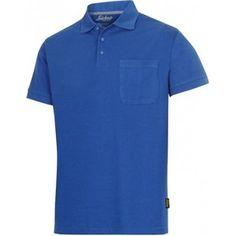 Gezien op beslist.nl: Snickers 2708 polo shirt blauw maat XXXL 27080100009
