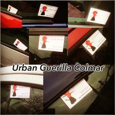 Urban guérilla from Aikido Colmar