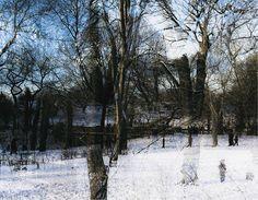 A série de fotografias Snow, do Studio Cícero Mafra, foi captada na região do Central Park, em Nova York, utilizando a técnica de múltipla exposição. Bela leitura contemporânea!! SNOW CONCEPT II – 2013 – 69 X 87 – Pigmento sobre Papel #fotografia #arte #NY #casa #decoração #design #house