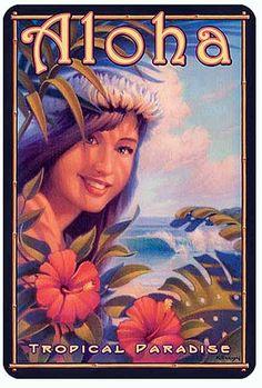 Aloha from Hawaii.