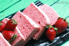 This Strawberry Chiffon Cake Sponge is a perfect birthday cake recipe. It is super fluffy and light filled with the goodness of strawberries. Our homemade Strawberry cake recipe is one of the best you will find this strawberry season Strawberry Chiffon Cake Recipe, Homemade Strawberry Cake, Strawberry Cake Recipes, Sponge Recipe, Sponge Cake Recipes, Marshmallow Buttercream, Zucchini Cake, Raspberry Smoothie, Salty Cake