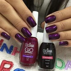 What manicure for what kind of nails? - My Nails Pedicure Colors, Manicure And Pedicure, Nail Colors, Pedicures, Wedding Manicure, Manicure Ideas, Funky Nail Art, Funky Nails, Garra