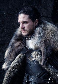 Kit Harington - Game of Thrones.Season 7 (2017)