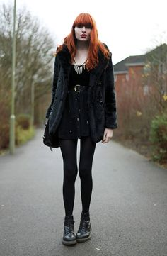 New Year's Eve. (by Olivia Harrison) http://lookbook.nu/look/2865811-New-Year-s-Eve