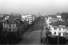 Lister street seen by Willy Pragher Bucharest, Romania, Old Photos, Cartier, Street View, Sf, Architecture, Design, Old Pictures