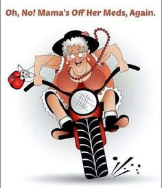 Lets have fun Senior Humor, Art Impressions, Digi Stamps, Funny Cards, Really Funny, Getting Old, Old Women, Laugh Out Loud, Have Fun