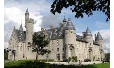 Bornem castle, Belgium