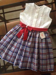 40 New Ideas Craft For Girls Dress Patterns - Her Crochet Baby Girl Dress Design, Girls Frock Design, Kids Frocks Design, Baby Frocks Designs, Baby Girl Frocks, Frocks For Girls, Toddler Girl Dresses, Little Girl Dresses, Girls Dresses