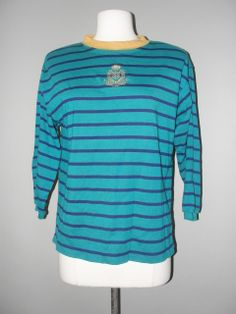 Vintage Clothing Stores, Stripe Top, Shirt Blouses, Shirts, Vintage Outfits, Awesome, Sweaters, Clothes, Tops