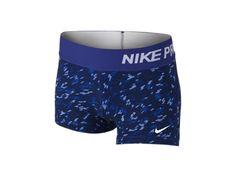 "Nike Pro 3"" Cool Printed 2 Girls' Training Shorts"