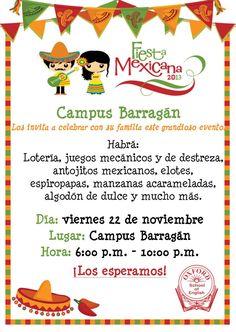fiesta mexicana invitacion - Google Search