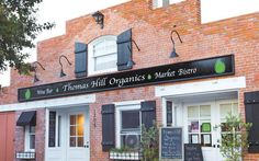 Paso Robles bistro Thomas Hill Organics plans to open a location in downtown San… Happy City, Organic Wine, Next Door, San Luis Obispo, America, How To Plan, Outdoor Decor, Usa
