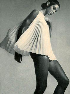 Ann Turkel by Richard Avedon