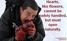 Bear Grylls is a genius at survival in the wild - but some of these meals will kill your appetite