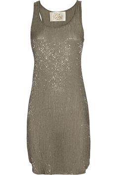 Jolie beaded dress by Sara Berman